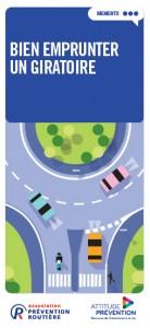 Brochure sur les carrefours giratoires