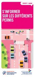 Brochure sur les permis de conduire