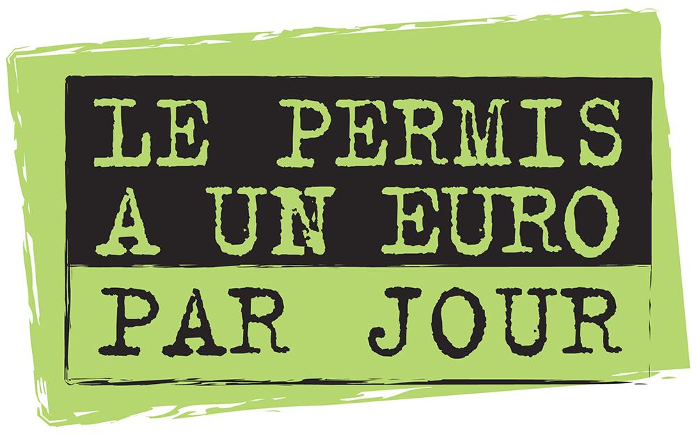 Le Permis A 1 Euro Par Jour Apr