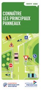 Brochure sur les panneaux de signalisation