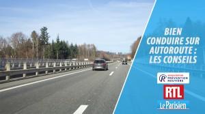 Bien conduire sur autoroute - les conseils