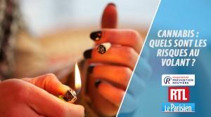 Cannabis - quels sont les risques au volant