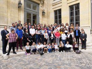 Lauréats Les Clés eéducation routière2018