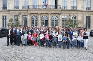 Cérémonie de remise des Clés 2016 de l'Education Routière des associations Prévention Routière et Attitude Prévention