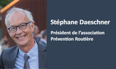 Après un mandat de 5 ans riche en projets et actions aujourd'hui menés à bien, François Pierson a annoncé sa décision de mettre un terme à ses fonctions de président de l'association Prévention Routière. Réuni le 4 janvier 2017, le conseil d'administration a élu Stéphane Daeschner nouveau président de l'association.