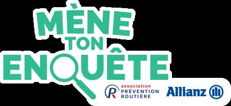 L'association Prévention Routière et Allianz France s'associent pour lutter contre les risques liés aux angles morts en milieu urbain. Ils créent l'application « Mène ton enquête », expérience inédite en réalité virtuelle.