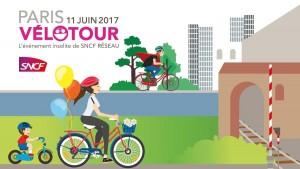 Paris Vélotour le 11 juin 2017
