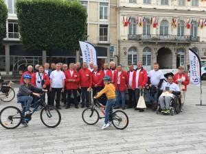 Journée des béénévoles à Douai