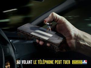 Campagne téléphone au volant DSR 2017