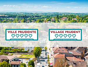 Alors que le 101ème congrès des Maires ouvre ses portes et un an après le lancement officiel du label «Ville Prudente», l'association Prévention Routière et ses partenaires dévoilent le nom des 134 premières communes labellisées.