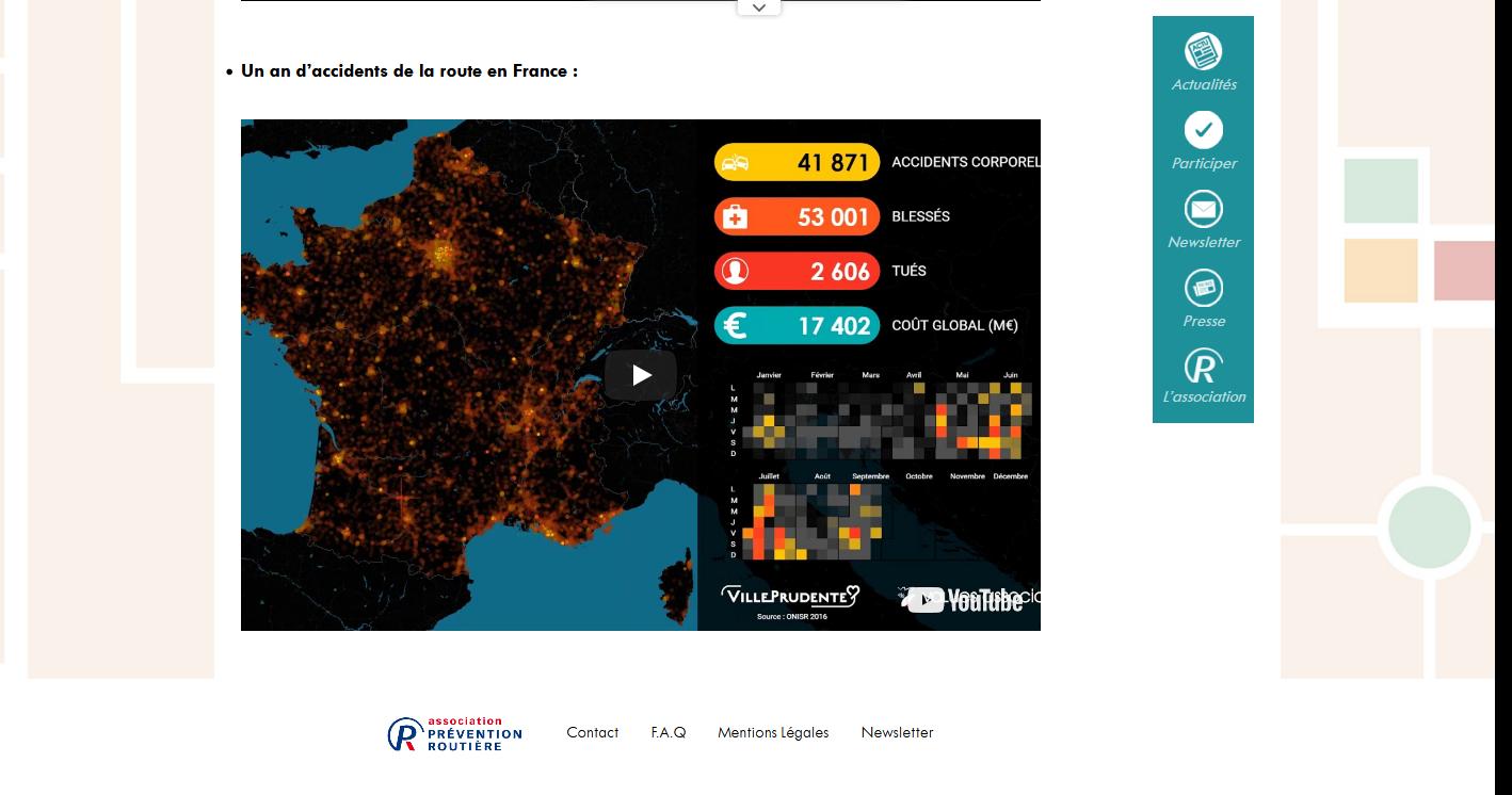 Ville Prudente statstique communes France