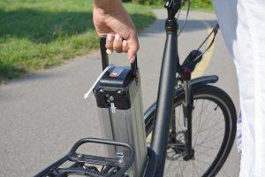 Batterie amovible vélo électrique