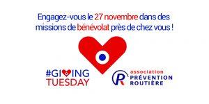 Giving Tuesday 27 novembre 2018