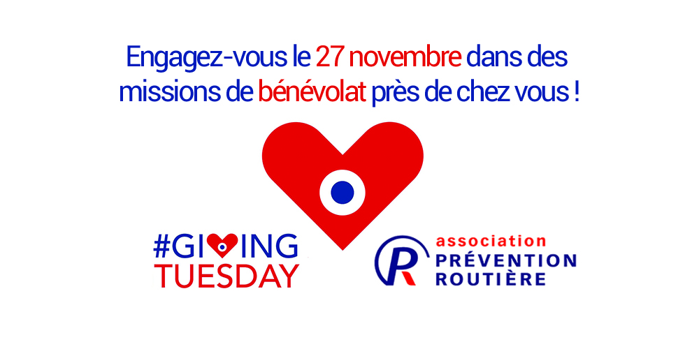 Giving Tuesday 27 novembre 2018