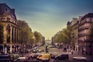 Vision zéro : les collectivités locales au coeur du dispositif, Paris