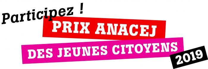Prix Anacj des jeunes citoyens 2019