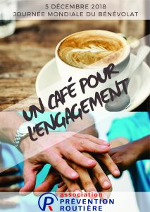 Café de l'engagement pour la journée des bénévoles Metz