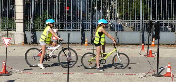 Finale challenge vélo