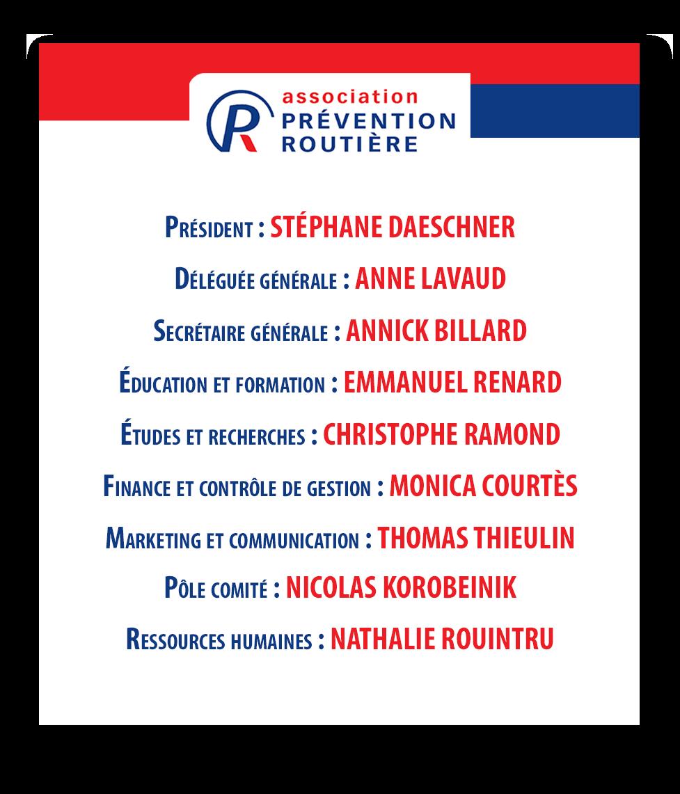 Organisation aPR
