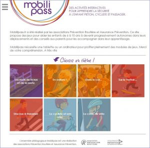 Mobilipass pour les 5-10 ans