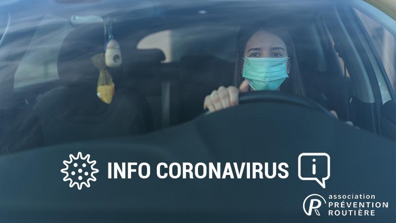 Coronavirus et déplacements