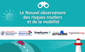 Nouvekl onser'vatoire des risques rouytiers et de la mobilité 2021