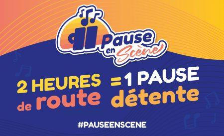 Avec TotalEnergies Foundation et SmartMusicTour, notre association propose l'événement Pause en Scène, une pause de musique en live sur la route des vacances.